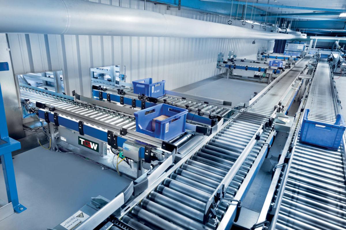 Виды производственных процессов